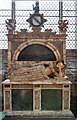 SO5174 : St Laurence's church, Ludlow - monument to Mary Eure by Mike Searle