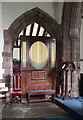 SP6081 : St Nicholas, South Kilworth - Organ by John Salmon