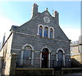 NJ9208 : Masonic Hall, Western Road, Woodside by Bill Harrison