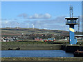 NS2242 : Ardrossan Harbour by Thomas Nugent