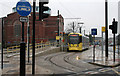 SD8912 : Rochdale:  Trams return after 81 years by Dr Neil Clifton