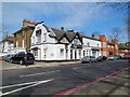 TQ2782 : Estate Agents in Wellington Place NW8 by Paul Gillett