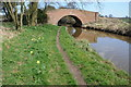 SP0070 : Bridge 58, Worcester and Birmingham Canal by Philip Halling
