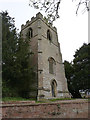 SK7156 : St.Nicholas's Church, Hockerton by Alan Murray-Rust