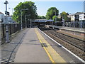 TQ3674 : Crofton Park railway station, Greater London by Nigel Thompson