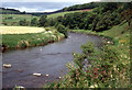 NJ5317 : A bend in the River Don by Alan Reid