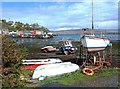 NM5055 : Boats at Tobermory : Week 18