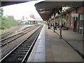 SJ3250 : Wrexham General railway station by Nigel Thompson
