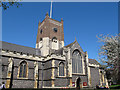 TQ1769 : All Saints, Kingston: east end by Stephen Craven