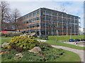 NJ9107 : Suttie Centre, Aberdeen Royal Infirmary by Bill Harrison