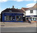 SO7745 : St Michael's Hospice Shop, Great Malvern by John Grayson