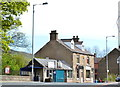 SK2698 : Shops on Manchester Road, Stocksbridge by Terry Robinson