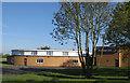 TL1590 : Premier Inn, Norman Cross by Pauline E