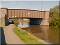 SD5705 : Leeds and Liverpool Canal, Bridge #50, Seven Stars Bridge by David Dixon