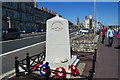 SY6879 : A memorial to ANZAC troops in Weymouth by Peter Barr