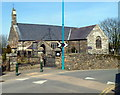 SH4752 : Llanllyfni Parish Church by John Grayson