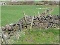 SE0120 : Blockage on Ripponden Footpath 20 by Humphrey Bolton
