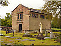 SJ8476 : Stanley Mausoleum, St Mary's Churchyard by David Dixon