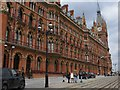 TQ3082 : St Pancras Renaissance Hotel, London by Paul Harrop