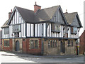 SK3870 : Chesterfield - former Ship Inn on St Mary's Gate by Dave Bevis