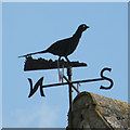 TL5666 : Weather vane, Reach by Keith Edkins