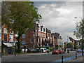 TQ2974 : Junction of Narbonne Avenue and Clapham Common South Side by Andrew Wilson