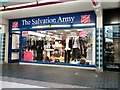 SJ9594 : Salvation Army Charity Shop by Gerald England