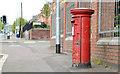J3376 : Pillar box, Belfast by Albert Bridge