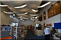 SK1846 : Ashbourne Library, interior (2) by Peter Barr