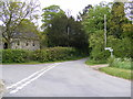 TM3687 : Low Road, Ilketshall St.John by Adrian Cable
