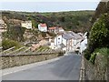 NZ7818 : Down the hill into Staithes, Nth Yorkshire by Derek Voller