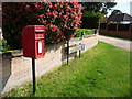 SU1103 : St. Ives: postbox № BH24 76, Sandy Lane by Chris Downer