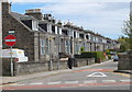 NJ9407 : Looking down Roslin Terrace, Aberdeen by Bill Harrison