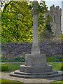 TR1557 : Kent War Memorial, Canterbury Cathedral by David Dixon
