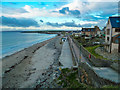 ND1168 : Thurso Beach and Promenade by Andy Farrington