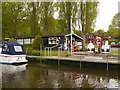 TQ7557 : Allington Marina by David Dixon