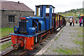 NY3224 : Diesel locomotive, Threlkeld Quarry & Mining Museum by Ian Taylor