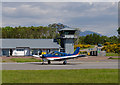 NM9035 : G-BNVT departs Oban Airport by The Carlisle Kid
