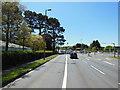 SX4959 : The A386, Tavistock Road towards Crownhill by Ian S