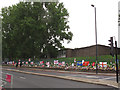 TQ4378 : Tributes to Lee Rigby on John Wilson Street by Stephen Craven