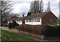 SK6405 : Houses on Stocks Road by Andrew Tatlow
