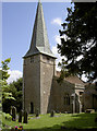 ST5656 : St Mary's, West Harptree by Neil Owen