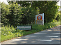 SU9073 : Village signs, old and new by Alan Hunt