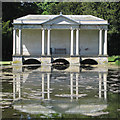 SE8675 : The Palladian Bridge, Scampston Hall by Pauline Eccles
