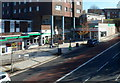 ST6270 : Brislington Hill shops near Gilton House, Bristol by Jaggery