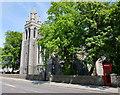 NJ9204 : Ruthrieston West Church (Church of Scotland) by Bill Harrison