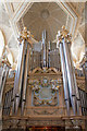 SP4416 : The organ, Blenheim Palace by David P Howard
