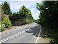 SJ4754 : The A534 (Broxton Road) near Clutton by Jeff Buck