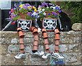 SE5579 : Piratical flowerpot men in Wass : Week 25