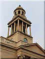 TQ2781 : Christ Church, Cosway Street - Tower by John Salmon